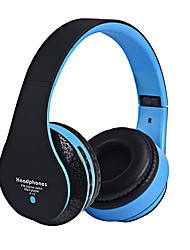 grandi cuffie 1pc auricolare senza fili Bluetooth 4.0 auricolare cuffia di sport per mic aux tf per iPhone Samsung computer pc