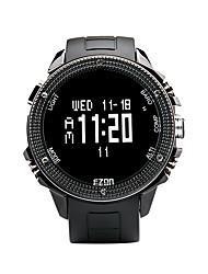 berühmte Marke Uhren Ezon H501 wandern im freien Höhenmesser Kompass Barometer große Wahl Sport Uhren für Männer