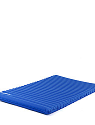 cheap -Inflated Mat Camping Pad Sleeping Pad Moistureproof/Moisture Permeability Waterproof Portable Foldable Hiking Fishing Beach Camping