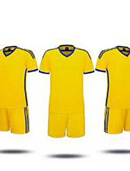 Men's Soccer Jersey + Shorts Breathable Classic Polyester Football/Soccer