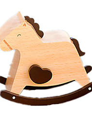 cheap -Music Box Wood Horse Castle in the Sky Vintage Retro Unisex Gift