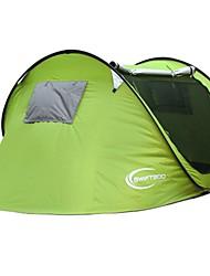 economico -3-4 persone Tenda Igloo da spiaggia Singolo Tenda da campeggio Una camera Pop up tenda per Campeggio Viaggi CM