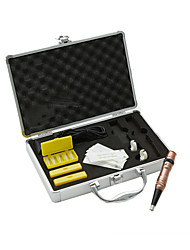 Pro Permanent MakeUp Tattoo Machine Kit for Eyebrows Lip Eyeliner  Make Up Tattoo Kit With Tattoo Needles Tattoo Accessories