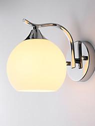 Luz de parede Luz Ambiente Max 60WW 110-120V 220-240V E26/E27 Moderno/Contemporâneo Galvanizar