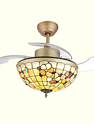 cheap -Chandelier Ambient Light - Dimmable, LED, 110-120V / 220-240V, Warm White / Cold White, Bulb Included / 10-15㎡ / LED Integrated