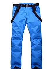 Homens Calças de Trilha Ciclismo Térmico/Quente Respirável Calças para Correr Esportes de Neve S M L XL
