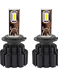 abordables -2 pcs 100 w voiture led ampoule de phare 13600 lumens led lampe frontale ampoule kit
