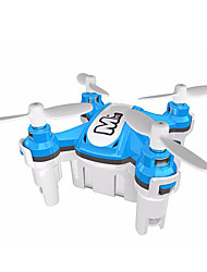 RC Drone JJRC HY371 Blue 4CH 6 Axis 2.4G - RC Quadcopter LED Lighting 360°Rolling Hover RC Quadcopter Remote Controller/Transmmitter USB