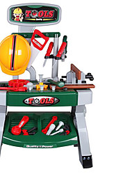 cheap -Construction Tools Pretend Play Toy Tools Tool Boxes Toys Safety Plastics Children's Boys' Pieces
