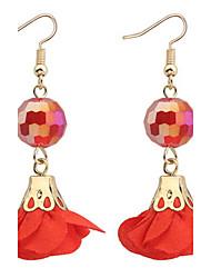 Women's Stud Earrings Drop Earrings Hoop Earrings Jewelry Basic Unique Design Logo Style Pearl Friendship Multi-ways Wear Double Sided