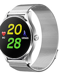 cheap -Smart Watch Touch Screen Heart Rate Monitor Water Resistant / Water Proof Calories Burned Pedometers Exercise Record Camera Long Standby