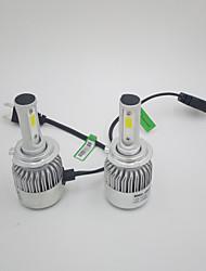 super lumineux 12v h7 conduit voiture automatique des phares de voiture pour phare 36w 8000lm lampes à tête h7 auto conduit puces auto