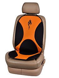 economico -Cuscini per sedile auto Cuscini sedili Arancione Tessuto Normale