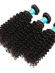 Vinsteen Peruvian Kinky Curly 3 Pcs/Lot 300g Unprocessed Virgin Human Hair Extensions Natural Human Hair Weave Curly Human Hair Weaves