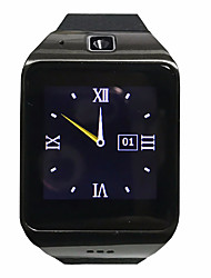 cheap -YY LG118 Smartwatch Card Bluetooth Watch Support SIM / TF / NFC Function for Android / IOS