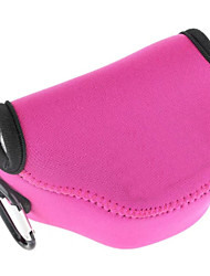 cheap -Dengpin Neoprene Soft Camera Case Bag Pouch for Nikon S1 S2 10-30 lens (Assorted Colors)