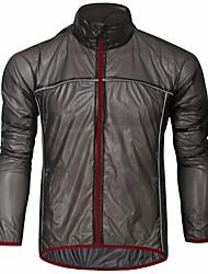cheap -Men's Women's Hiking Raincoat Outdoor Breathable Raincoat Mountain Cycling Climbing Cycling / Bike