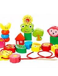 cheap -Muwanzi Building Blocks Cool Girls' Toy Gift