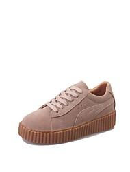 Da donna Sneakers Tessuto Estate Autunno Bianco Nero Grigio Marrone 5 - 7 cm