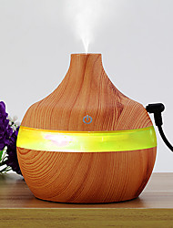 Color Random Humidifier Aromatherapy Machine wood Grain Humidifier Air Purifier Essential Oil Diffuser