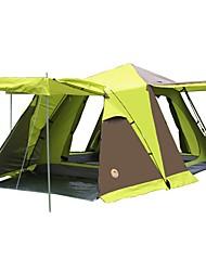 CAMEL 3-4 persone Tenda Doppio Tenda da campeggio Una camera con vestibolo Tenda ripiegabile per CM