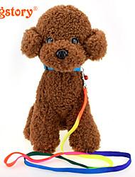 Недорогие -Кошка Собака Ошейники Поводки Расклешенные 210D Нейлон