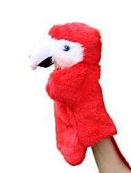 Недорогие -Куклы Игрушки Птица Плюшевая ткань Детские Куски