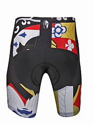 Breathable New Men 's Cycling Shorts Bike TROUSERS With 3 d Pad LycraDK759