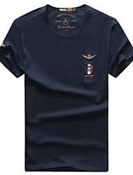 Herrn T-Shirt für Wanderer Atmungsaktiv T-shirt Oberteile für Camping & Wandern Sommer L XL XXL XXXL XXXXL