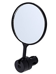 cheap -Rearview Mirror Bike Mirror Cycling / Bike Folding Bike Women's Mountain Bike/MTB Rotatable 360°Rolling / Rotatable Plastics