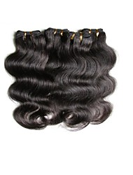 cheap -Brazilian Hair Body Wave Human Hair Natural Color Hair Weaves Human Hair Weaves Human Hair Extensions