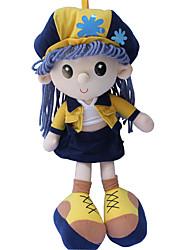 Недорогие -С мультяшными героями Мягкие игрушки Куклы Милый стиль Kawaii Ткань Девочки