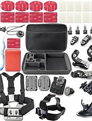 Недорогие -Экшн камера / Спортивная камера Коробка для хранения Набор На открытом воздухе Складной Для Экшн камера Gopro 6 Все камеры действия Все