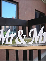 cheap -Wedding / Party / Engagement PVC Wedding Decorations Classic Theme All Seasons