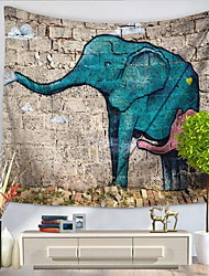 Wand-Dekor 100% Polyester Abstrakt Mit Mustern Wandkunst,1