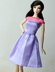 economico -Vestiti Per Bambola Barbie Abito Per Ragazza Bambola giocattolo