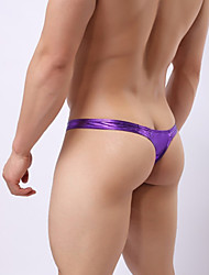 cheap -Men's Super Sexy Ultra Sexy Panties Solid Colored Low Waist