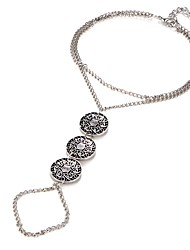 cheap -Women's Anklet/Bracelet Alloy Fashion Vintage Jewelry For Party Daily 1 pc