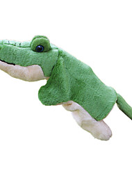 billige -Hånddukker Hånddukke Krokodille Nuttet Smuk Plys Stof Plysset Børne Gave
