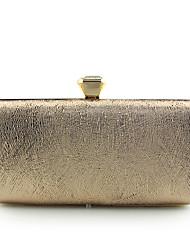 preiswerte -Taschen PU Polyester Metall Metallkette für Gold Silber Blasses Blau
