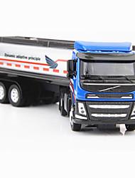 cheap -Construction Truck Set Tank truck Cargo Truck Toy Truck Construction Vehicle Toy Car Model Car 1:50 Simulation Unisex Kid's Toy Gift