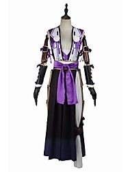 cheap -Inspired by Cosplay Cosplay Video Game Cosplay Costumes Cosplay Suits Fashion Vest Skirt Pants Gloves Apron Belt More Accessories