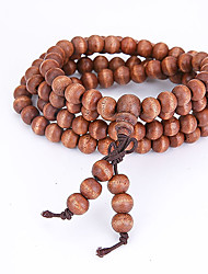 cheap -Women's Men's Strand Bracelet Wrap Bracelet Jewelry Natural Fashion Wood Irregular Jewelry For Special Occasion Gift
