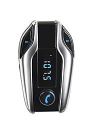 cheap -Bluetooth Car X7 Kit Handsfree FM Transmitter Radio MP3 Player USB Charger SD TF MMC USB Charger