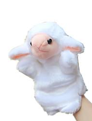 Недорогие -Куклы Игрушки Животный принт Плюшевая ткань Дети Куски