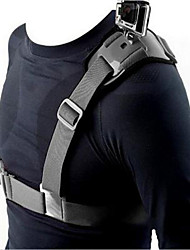 cheap -Chest Harness Accessories Multi-function High Quality Convenient For Action Camera Sports DV Canvas