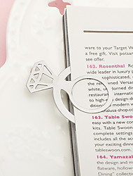 cheap -Wedding Ring Design Bookmark Party Beter Gifts® Back to School Supplies