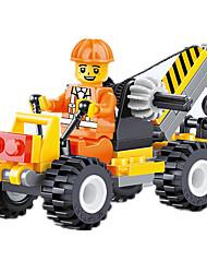 economico -Costruzioni per il regalo Costruzioni Quadrato 3-6 anni Giocattoli