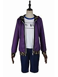 Inspirado por Fantasias Fantasias Vídeo Jogo Fantasias de Cosplay Ternos de Cosplay Fashion Camisa Blusa Calças