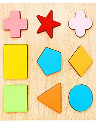 cheap -Educational Flash Card Pegged Puzzle Classic Cool Boys' Gift